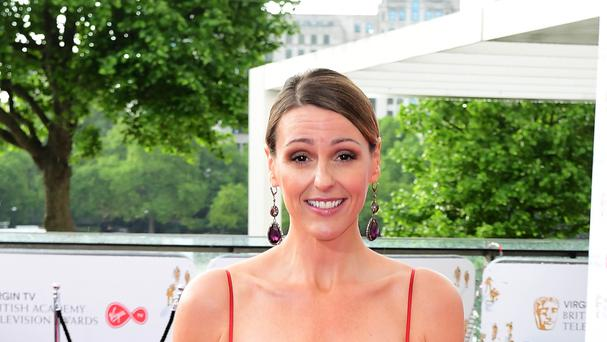 Suranne Jones on the red carpet (Ian West/PA)