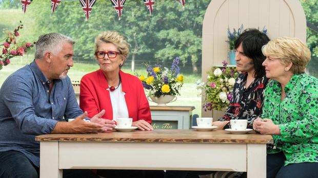 The Great British Bake Off judges (Channel 4)