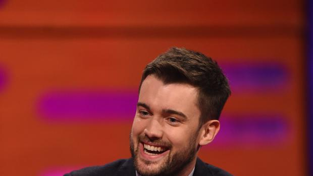 Jack Whitehall new project