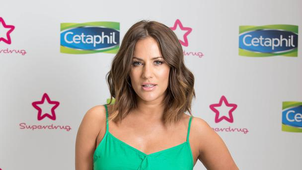 Caroline Flack partners with Cetaphil