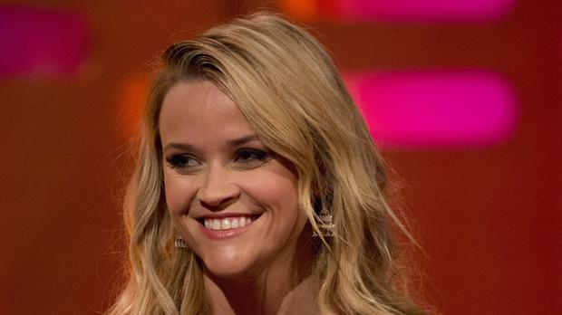 Reese Witherspoon Donald Trump Must Be A Legally Blonde Fan