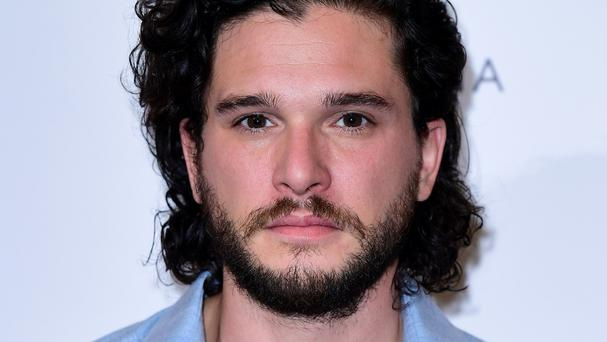 Kit Harington's Freudian slip about his proposal sounded very sexual