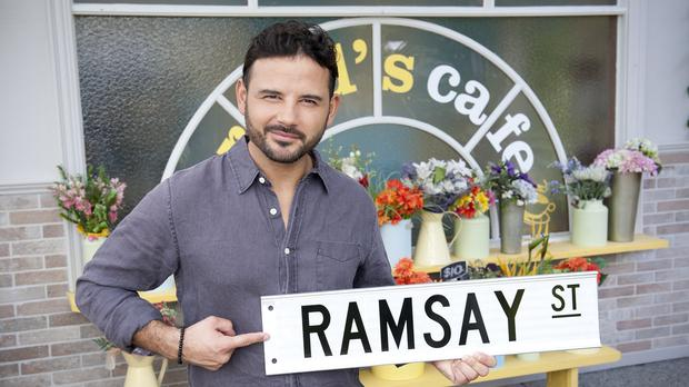 Ryan Thomas on Ramsay Street