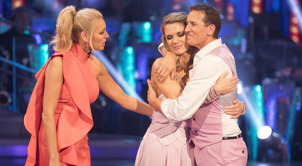 Strictly fans think Charlotte will 'get a grilling' from Piers after Strictly elimination