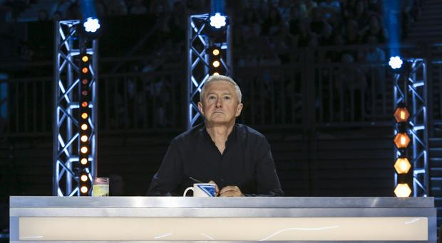 Louis Walsh's X Factor Six Chair Challenge descends into chaos