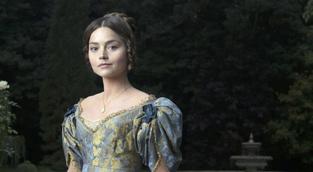 Viewers 'sobbing' at emotional Victoria finale