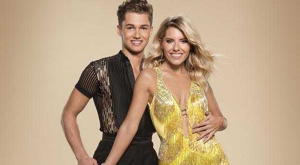Daring lifts with Mollie almost gave me a heart attack, jokes Strictly's AJ