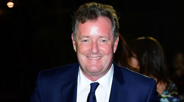 Charlotte Hawkins jokes: Do you really want to see Piers Morgan dance?