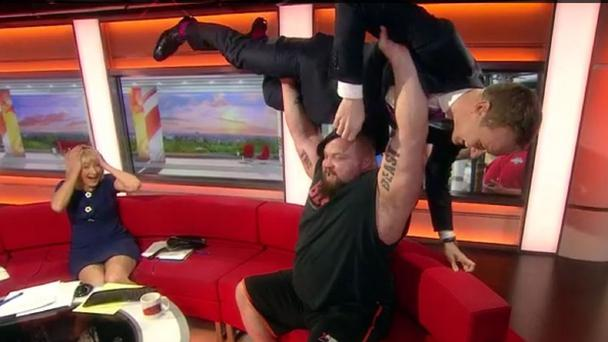 BBC Breakfast'