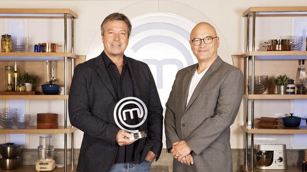 MasterChef judges of the UK show John Torode and Gregg Wallace (BBC/PA)