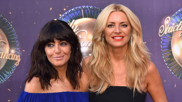 Tess Daly and Claudia Winkleman (Matt Crossick/PA)