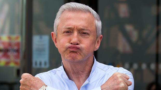 Louis Walsh.