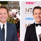 Brian Conley and Bradley Walsh.