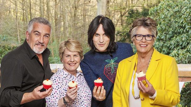 Great British Bake off (Love Productions/Channel 4/Mark/Press Association Images)