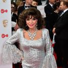 Dame Joan Collins (Matt Crossick/PA)