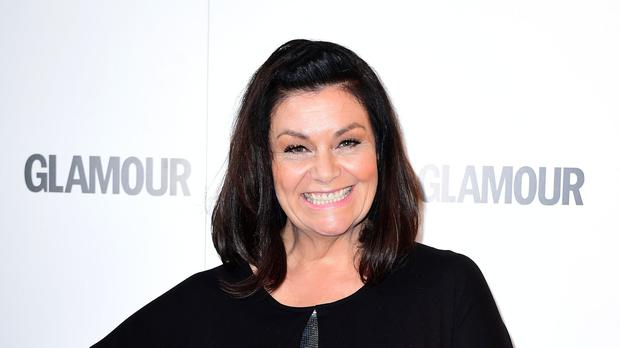 Dawn French (Ian West/PA)