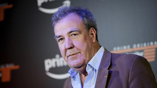 Jeremy Clarkson attends The Grand Tour season two premiere screening in New York