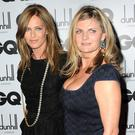 Trinny Woodall (L) and Susannah Constantine (Zac Hussein/PA)