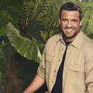 Jamie Lomas shares heartbreak over friend's death during I'm A Celeb stint (ITV/PA)