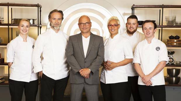 MasterChef: The Professionals (BBC/PA)