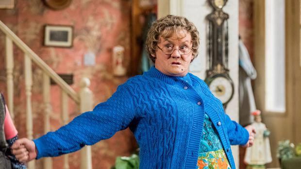 Mrs Brown's Boys Christmas and New Year Special 2017