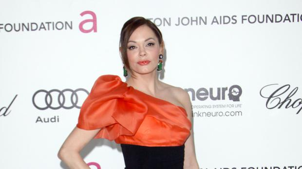 Rose McGowan (Tony Di Maio/PA)