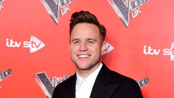 Olly Murs has joined The Voice