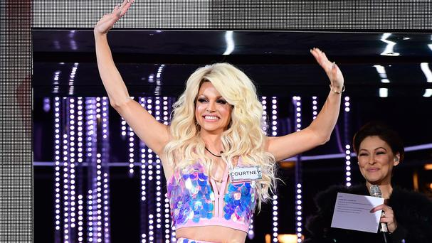 Courtney Act (Ian West/PA)