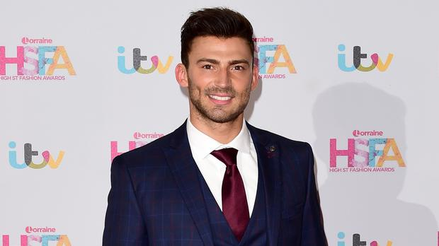Jake Quickenden first found the limelight on The X Factor