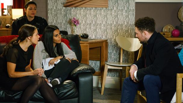 Coronation Street's Alya is heart-broken