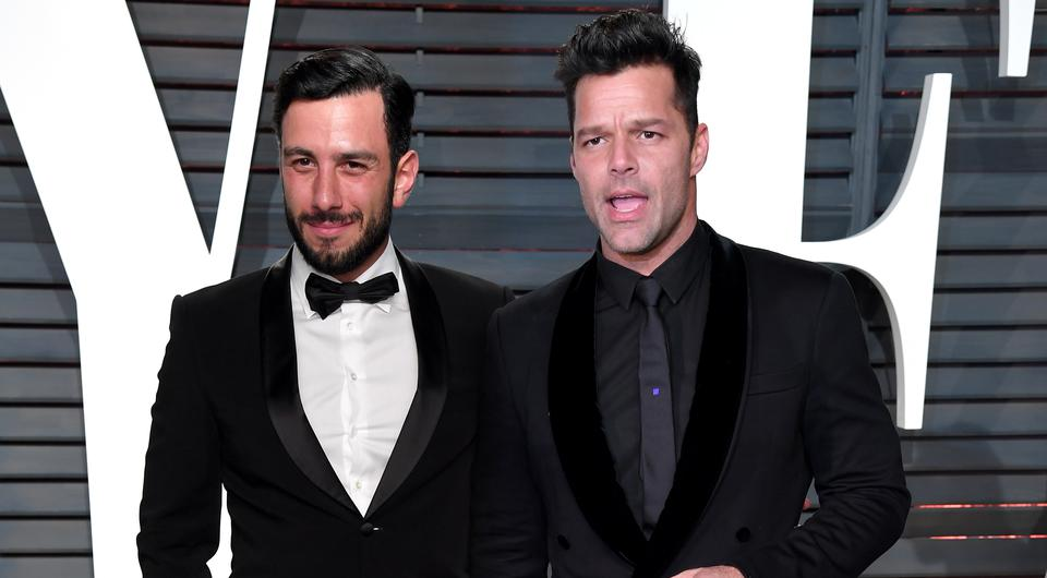 Ricky Martin and Jwan Yosef have married
