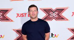 The X Factor Press Launch – London
