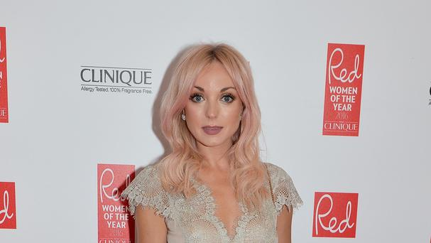 Helen George at the Red Women of the Year Awards – London