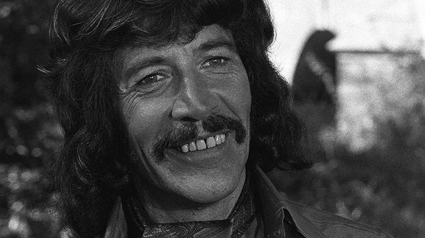 Peter Wyngarde as Jason King (ITV/REX/Shutterstock)