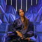 Malika in the diary room (Channel 5)