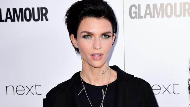Ruby Rose stars in Orange Is The New Black (Ian West/PA)