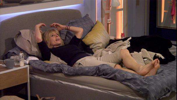 Rachel Johnson on Celebrity Big Brother (Channel 5)