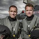 RAF At 100 With Ewan and Colin McGregor (BBC/Lion TV/Freddie Claire)
