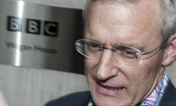 Jeremy Vine earned between £700,000 and £749,999 for radio and TV work. (Lauren Hurley/PA)