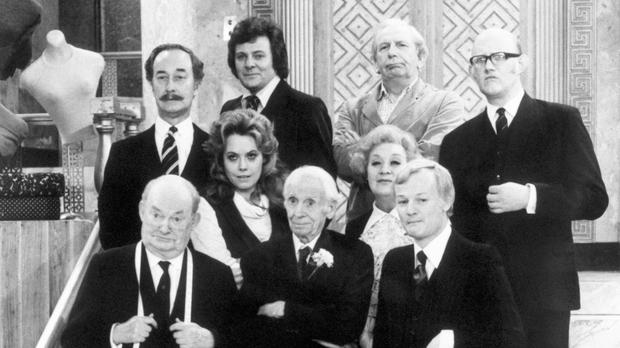 Television – BBC – 'Are You Being Served'