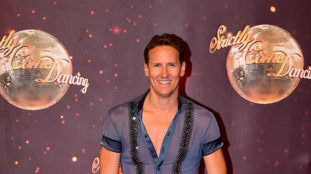 Brendan Cole (Ian West/PA)