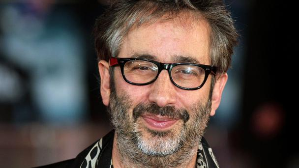 David Baddiel called on platforms such as Facebook to come down harder on Holocaust denial (Yui Mok/PA)