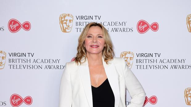 Kim Cattrall (Ian West/PA)