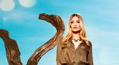 Laura Whitmore hosts Survival Of The Fittest (ITV)
