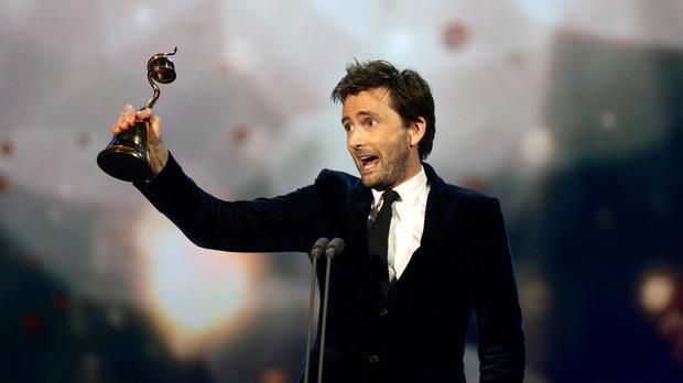 David Tennant told the Big Issue his friends said a career in acting was a 'daft idea' (Yui Mok/PA)