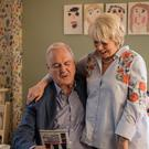 New John Cleese sitcom Hold The Sunset is ratings success (Adam Lawrence/BBC/Shutterstock)