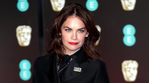 Ruth Wilson: I think Dominic West earns more than me for The Affair (Yui Mok/PA)