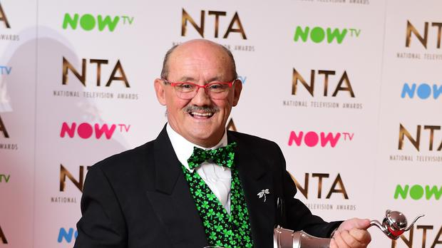 Brendan O'Carroll (Ian West/PA)
