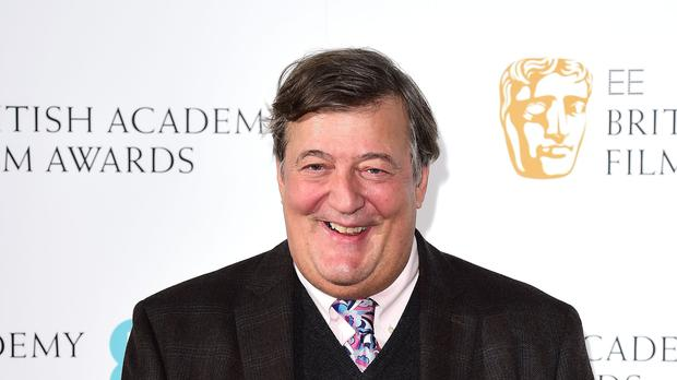 Stephen Fry announced the condition in a video on his website