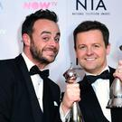 Anthony McPartlin and Declan Donnelly also pranked their Britain's Got Talent co-star Amanda Holden (Ian West/PA)